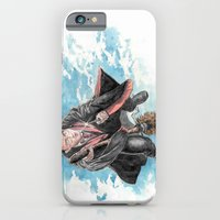 harry potter iPhone & iPod Cases featuring Harry Potter  by Dave Seedhouse.com