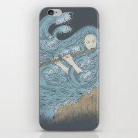 Ocean Symphony iPhone & iPod Skin