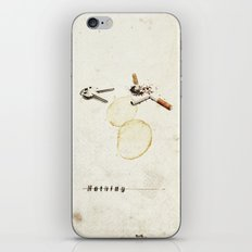 Nothing (...) | Collage iPhone & iPod Skin