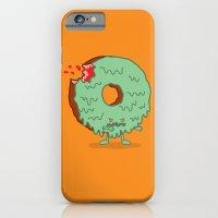 The Zombie Donut iPhone 6 Slim Case