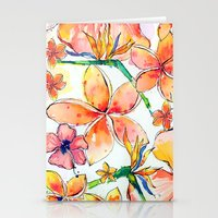 Beautiful Tropical Thing… Stationery Cards