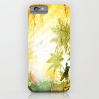iPhone & iPod Case featuring Patience In Paradise by Robin Curtiss