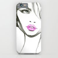 One Eyed Girl iPhone 6 Slim Case