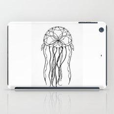 Dreamcatcher Jellyfish - Ink iPad Case