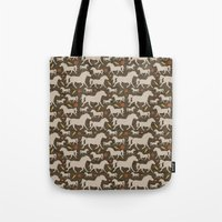 Ponies, Carrots, Pepperm… Tote Bag