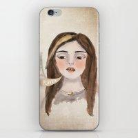 Anna Banana iPhone & iPod Skin