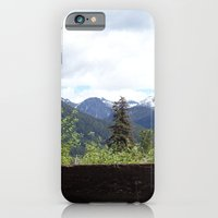 Peeking Out iPhone 6 Slim Case