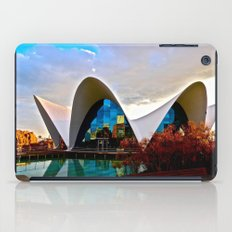 Aquarium: Valencia, Spain iPad Case
