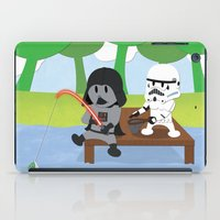 SW Kids - Darth Fishing iPad Case