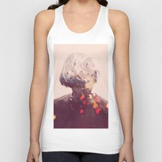 Showers (Double Exposure) Unisex Tank Top