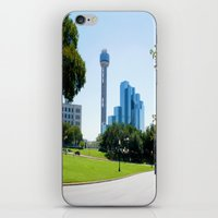Reunion Tower, Dallas iPhone & iPod Skin