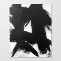 No. 92 - Modern Abstract… Canvas Print