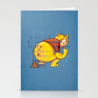 Just Poo Stationery Cards
