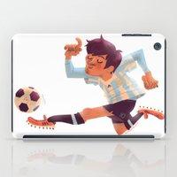 Lionel Messi, Argentina … iPad Case