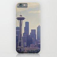 Seattle Skyline iPhone 6 Slim Case