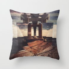 Mnt Hpe Throw Pillow