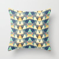 MOSHPIT Throw Pillow