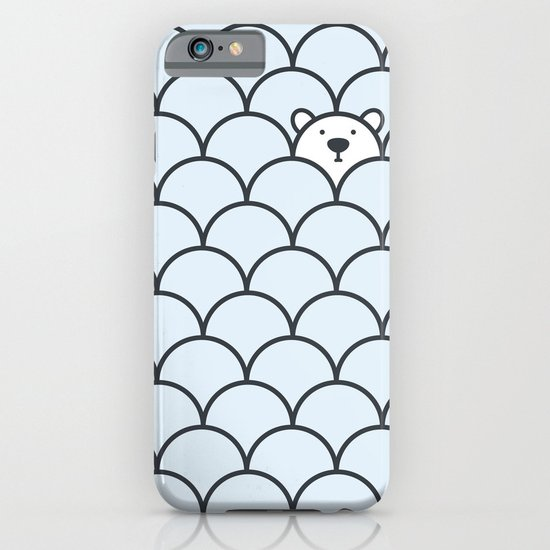 The Last Polar Bear iPhone & iPod Case
