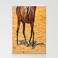 Horse Gallop Stationery Cards