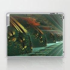 Cannon Battery (Painterly) Laptop & iPad Skin