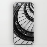 Rookery Stairs iPhone & iPod Skin