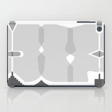 Asymmetry 1 iPad Case