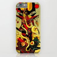 Queen Skullbash iPhone 6 Slim Case