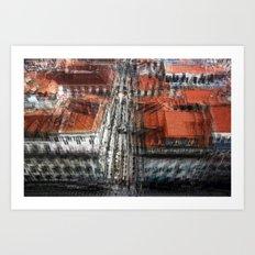 Lisbon 3 Art Print