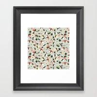 Yummy Sushi! Framed Art Print