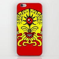 Polipus Acidus iPhone & iPod Skin