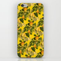 Richmond Gold iPhone & iPod Skin