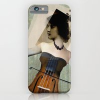 iPhone & iPod Case featuring Greselda by Rachael Shankman
