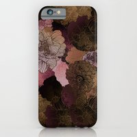 FLORAL PINKS iPhone 6 Slim Case