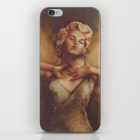Bombshell2 iPhone & iPod Skin