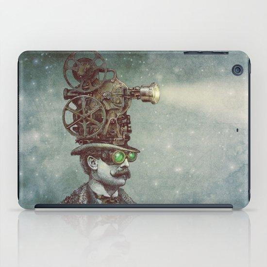 The Projectionist (colour option) iPad Case
