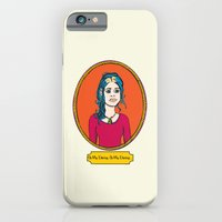 iPhone & iPod Case featuring Oh My Darling Clementine by sophiedoodle