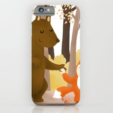 Friends of the forest iPhone 6 Slim Case