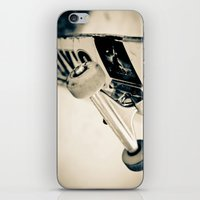 trucks iPhone & iPod Skin