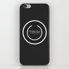 tron 10 iPhone & iPod Skin