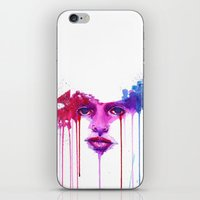 Colors of the night iPhone & iPod Skin