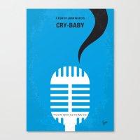 No505 My Cry-Baby Minima… Canvas Print