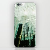 'DOWNTOWN' iPhone & iPod Skin