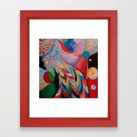 Axis Mundi Framed Art Print