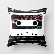 ANALOG - CASSETTE Throw Pillow