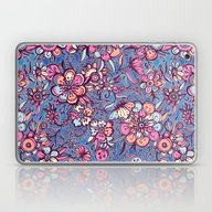 Laptop & iPad Skin featuring Sweet Spring Floral - So… by Micklyn