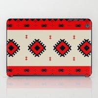 Romanian Pattern iPad Case
