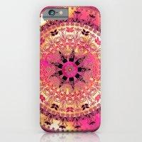 Raspberry Mandala iPhone 6 Slim Case