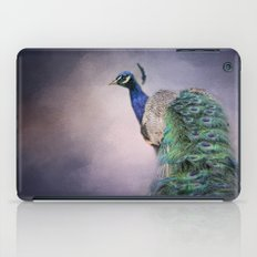 A Royal Jewel - Peacock - Wildlife iPad Case