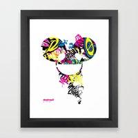 Deadmau5 Framed Art Print