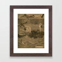 What He Will Be Framed Art Print